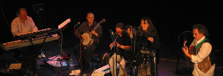 Carmina Band - Riverbank Arts Centre, Newbridge, County Kildare